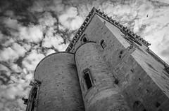 dramatic sky (gotan-da) Tags: blackwhite schwarzweiss noiretblanc blackandwhite bw monochrome italia puglia cattedraleditrani