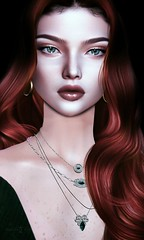 Lady (VeraCruza) Tags: secondlife glamaffair genus portrait redhead supernatural doux