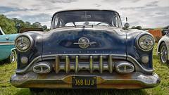 Oldsmobile.. (Harleynik Rides Again.) Tags: automobile oldsmobile car classic rust patina harleynikridesagain