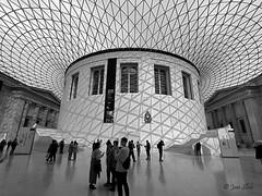 British Museum London (Jan Slob) Tags: unitedkingdom england engeland london londen britishmuseum blackwhite zwartwit museum gopro goprohero7black ©allrightsreserved geotagged