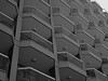 You are here (Andy WXx2009) Tags: architecture veranda streetphotography building apartments espana spain artistic tower monochrome blackandwhite abstract europe holiday cityscape skyline costabrava catalunya blanes resort modern