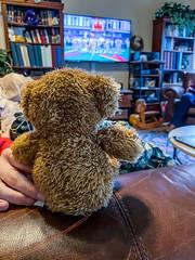 Little Trumpet Case Bear's Thanksgiving (flickr4jazz) Tags: carrollton tx unitedstates