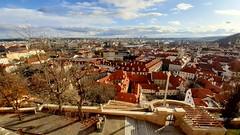 prg | view from hrad (stoha) Tags: prag prague praha panorama aussicht altstadt burg