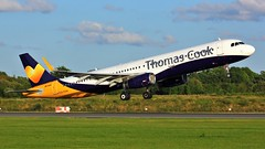 G-TCVA (AnDyMHoLdEn) Tags: thomascook a321 monarch egcc airport manchester manchesterairport 23l