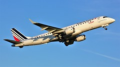 F-HBLL (AnDyMHoLdEn) Tags: hop airfrance embraer manchester airport manchesterairport egcc skyteam 23l