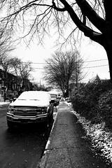 Elle est de retour... (woltarise) Tags: iphone7 saison quartier rosemont montréal hiver neige matin