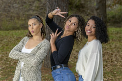 Sisters (grexsys) Tags: expressions faces texas z6 nikonz6 friends famiky love daughters siblings color portraitphotography portrait nikon austin beauty models people offcameraflash sisters
