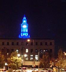 City Council Clocktower (zeesstof) Tags: architecture businesstrip colorado denver downtowndenver geo:lat=3974076028 geo:lon=10499162263 geotagged triptodenver zeesstof