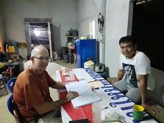 Edd and Tha (SierraSunrise) Tags: thailand phonphisai nongkhai isaan esarn biblestudy