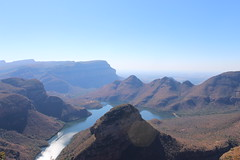 Blyde River Canyon (Rckr88) Tags: blyde river canyon blyderivercanyon canyons mpumalanga southafrica south africa rivers riverbank water mountains mountain cliff cliffs rocks rock nature naturalworld outdoors travel travelling