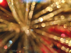 💫⭐️✨〽️ (mariola aga) Tags: xmastree blur bokeh phonephotography lights closeup abstract art
