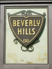 Beverly Hills Sign (ruru_productions) Tags: beverlyhills landmark sign coatofarms