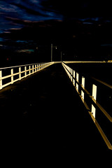 ..lead me where you will.. (dawn.tranter) Tags: hff fencedfriday dawntranter jetty southaustralia leadinglines