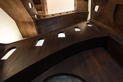 treppen-haus [II] (dadiolli) Tags: venedig provinzvenedig italien biennale newzealandpavilion palazzinacanonica venice 威尼斯 venezia stairs treppe