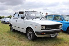 Fiat 127 L EUA513T (Andrew 2.8i) Tags: festival unexceptional buckinghamshire middle claydon meet show coche voitures voiture autos auto cars italian hatch hatchback city compact subcompact l 127 fiat eua513t