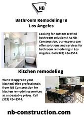 Kitchen remodeling in Los Angeles (nbconstructioninfo) Tags: major renovation contractor hardwood flooring los angeles