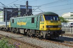 Rugby (BarkingBill) Tags: railway railroad rugby train 90016