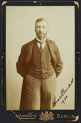 Sir Horace Plunkett - in all his glory (National Library of Ireland on The Commons) Tags: irishpersonalitiesphotographiccollection nationallibraryofireland personalities ireland sirhoraceplunkett chancellorphotographers dublin limerickbybeachcomber