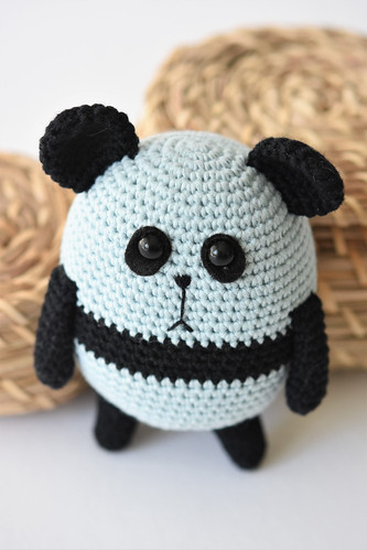 Manatee Amigurumi in 2020 | Crochet amigurumi free patterns ... | 499x333