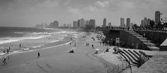 «The Sea without the Old Man» (Missing Pictures) Tags: promenade waves shadows relax rest beach people stairway stairs telaviv south urban city summer marina coast traveling travel explore blackandwhite bw white black sea israel