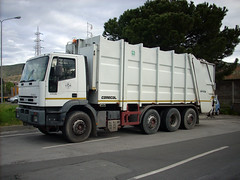 Iveco EuroTech 430 (Actros1857LS) Tags: iveco eutotech cursor 430 camion truck trucks lkw compattatore