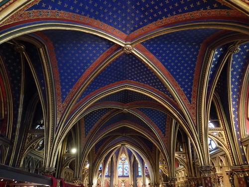 Paris - Sainte Chapelle.