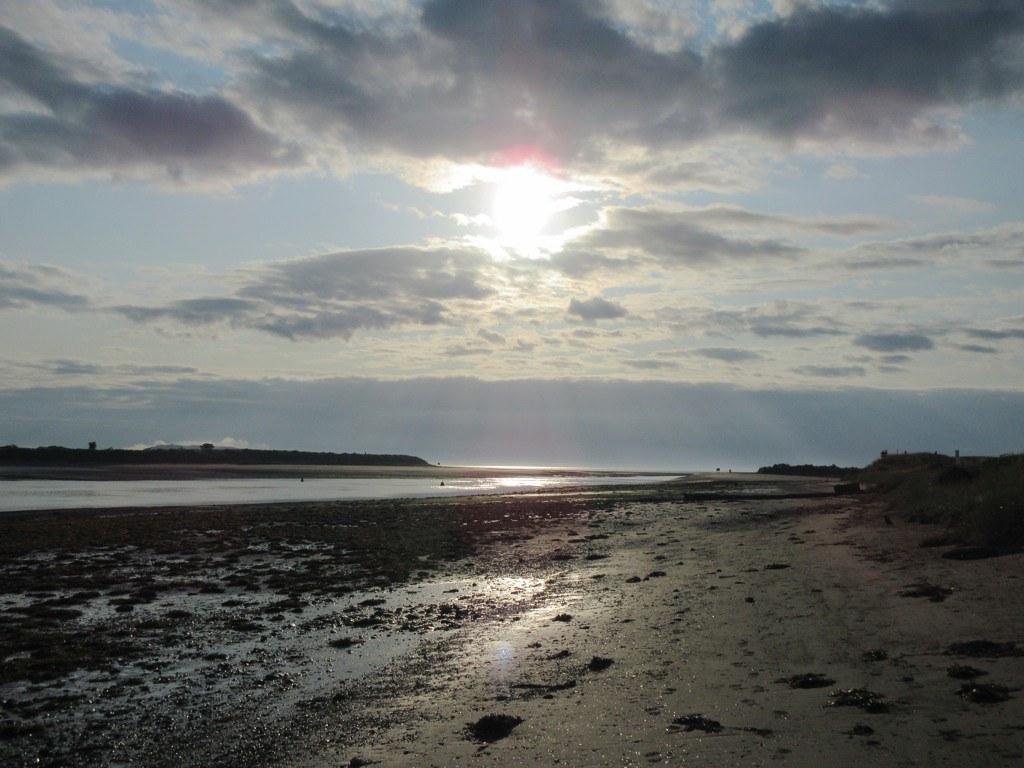 Beach at Malahide