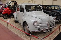 Renault 4CV 750 XXL238 (Andrew 2.8i) Tags: museum classics classic autos auto voitures voiture cars car sparkford somerset uk haynes french saloon sedan cv 4 4cv 750 renault 1959 xxl238