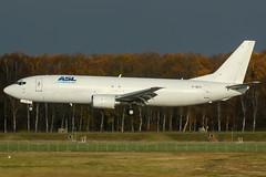 F-GZTI (PlanePixNase) Tags: aircraft airport planespotting haj eddv hannover langenhagen asl boeing 737 737400f b734 737400 734