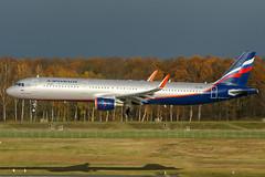 VP-BES (PlanePixNase) Tags: aircraft airport planespotting haj eddv hannover langenhagen airbus a321 aeroflot 321