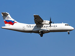 Sky Express | ATR 42-500 | SX-JOY (Bradley's Aviation Photography) Tags: athens athensairport athensinternationalairport ath lgav at45 atr atr42 skyexpress atr42500 sxjoy canon70d greece greek aviation airliner