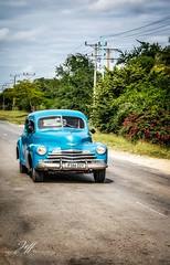Sur la route de la Havane (Jeff-Photo) Tags: america amérique cu cub continentsetpays cuba amériquedusud car route street voiture voitureaméricaine voitureancienne voyage flickrunitedaward