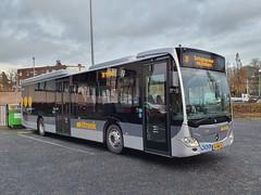 NLD Qbuzz 7119 ● Groningen Station (Roderik-D) Tags: 7119 mercedesbenz citaro3 citaroc2 groningenstation dieselbus 16bnz5 streeklijn39 qbuzz71017124