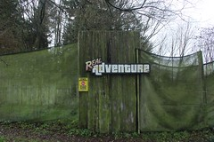 Just give me a dinosaur (Benny Hünersen) Tags: real adventure kolding abandoned november 2019 just give me one dinosaur