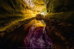 CUEVA DE LOS VERDES - Lanzarote (Claudio Mesino) Tags: cueva de los verdes lanzarote