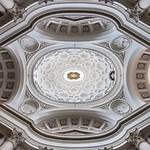 06а Ф.Борромини.  Сан- Карло алле Кватро фонтана, купол