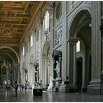 05 Латеранская базилика. Интерьер Ф.Борромини 1653-57