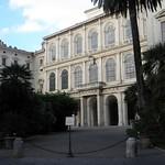 11 К.Мадерно, Бернини, Борромини. Палаццо Барберини, 1625-29. Рим