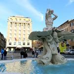 15 Лоренцо Бернини  Фонтан Тритон в Риме