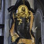 28 Бернини. Надгробный монумент монахини Марии Раджи, 1647-53. ц.С-Мария сопра Минерва, Рим