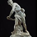 23 Бернини. Давид, 1623. Галерея Боргезе,Рим