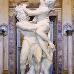 22 Бернини. Плутон и Прозерпина, 1621 -22. Вилла Боргезе, Рим