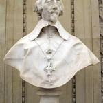 27 Бернини. Бюст кардинала Ришелье, 1641. Лувр