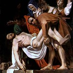 41 Караваджо. Снятие с креста, 1602. Ватиканская Пинакотека
