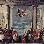 31 Веронезе. Пир у Симона-фарисея, 1570. Брера, Милан