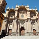 54 Альфонсо Кано. Фасад Catedral de Granada, 1667