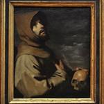 68 Франсиско Сурбаран. Франсиск Ассизский, 1660. Мюнхенская Пинакотека