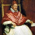 63 Веласкес. Папа Иннокентий X, 1650. Галерея Дориа-Памфильи, Рим
