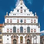 70 Ф.Сустрис и В.Дитрих. Церковь Арх Михаила 1583-1597. Мюнхен