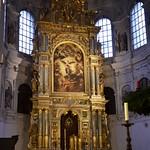70с Церковь Арх Михаила, алтарь
